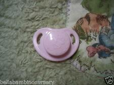 ~PiNk HoNeYBuG MiCrO PREEMIE MAGNETIC PaCiFiEr ~ REBORN DOLL SUPPLIES