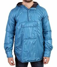 Nylon Hooded Pull Over Regular Size Coats & Jackets for Men