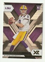 2020 Panini Chronicles Rookie RC Joe Burrow XR Base  Cincinnati Bengals #1