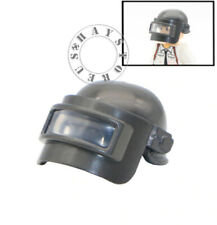 Soviet Special Force SWAT Soldier Militery Helmet w Goggle for LEGO minifigures!
