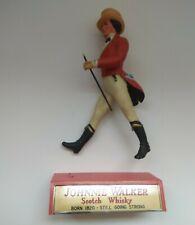 Vintage Johnnie Walker Whisky Figure Made In Germany