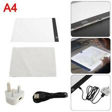 UltraThin A4 LED Drawing Board Tracing Light Box Tattoo Art Stencil Lightbox Pad