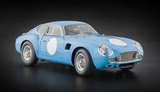 CMC 1:18 1961 Aston Martin DB4 Zagato in Blue - Item # M-140