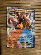 Pokemon Card Volcanion EX 26/114 Steam Siege