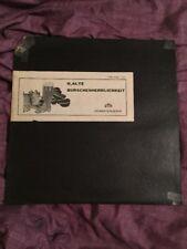 O, Alte Burschenherrlichkeit Vinyl German Record LP GMS-Disc 7129 Language