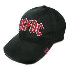 AC/DC - Red Logo - Basecap /  Mütze - Neu