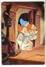 CP Walt Disney - Blanche-neige et les sept nains