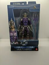 AQUAMAN MOVIE COLLECT & CONNECT DC MULTIVERSE 6-INCH ORM ACTION FIGURE