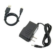 "AC/DC Power Adapter Charger + USB Cord For HKC ClickN Kids 7"" Tablet CKP774 PR"