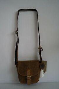 Greenburry Damen Handtasche Vintage Original aus Fettleder in braun, UVP: 79,95€