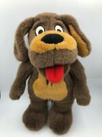 The Wiggles Wags The Dog Brown Puppy 2001 Plush Kids Soft Stuffed Toy Animal