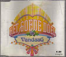 Het Goede Doel-Vandaag 3 inch cd single