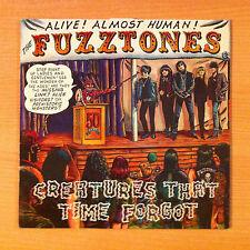 "THE FUZZTONES ""Creatures That Time Forgot ""- Vinyl Lp Compilation - 1989 Germany"