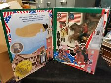 1999 Paul Revere The Midnight Ride An American Adventure Play Set Homeschool NIB