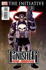 Punisher War Journal Vol. 2 (2007-2009) #7 (Captain America Variant)