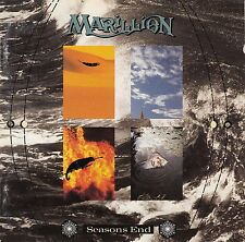 Marillion CD Seasons End - USA (EX/G)