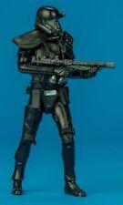 STAR WARS - BLACK SERIES 3.75 - Death Trooper - WALMART - LOOSE - MINT