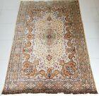 Vintage Silk Rug-Hand Made-1990s-304 CM X 194 CM