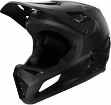 Fox Rampage Fahrrad Downhill Full Face Helm schwarz/schwarz XL (61-62cm)