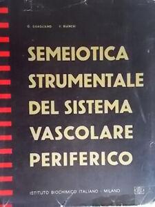 Semeiotica strumentale del sistema vascolare periferico  Guagliano medicina 62
