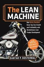 The Lean Machine: How Harley-Davidson Drove Top-Line Growth and Profitability wi