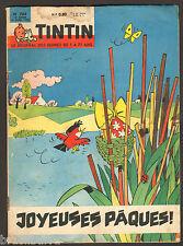 19 FASCICULES DU JOURNAL TINTIN 1962 14ème Année