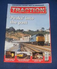 TRACTION DECEMBER 2008 - 'PEAKS' INTO THE PAST/ CLAPHAM JUNCTION DISASTER 1988