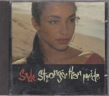 SADE - stronger than pride CD