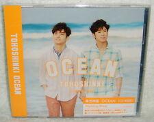 TOHOSHINKI OCEAN 2013 Taiwan Ltd CD+12P+Card (DBSK TVXQ) CD-extra