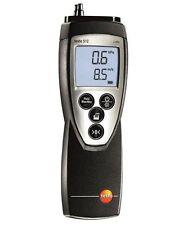 Testo 512 (0560 5127) Digital Manometer Anemometer