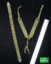 1:6 Scale Soldier Story SS071 USMC KUWAIT 1991 - OD Y Suspenders & LC-2 Belt