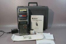 Brady TLS2200 Etikettendrucker Thermotransferdrucker Labelprinter #31725