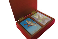 """Mallard Duck Playing Card Set W/2 Sealed Deck Of Cards Price Products 5 3/4"""""""
