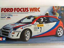 1/24 Japan Tamiya Ford Focus WRC Plastic Model Kit