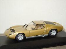 Lamborghini Miura 1966 - Minichamps 1:43 in Box *30684