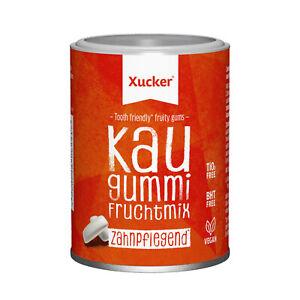 Xylit Kaugummi von Xucker - 100g Xummi Frucht Mix 67 Stk. NEU ohne Titandioxid