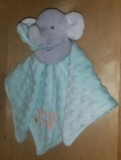 New listing Child of Mine Carters Lovey Security Blanket Rattle Elephant Sweet Little One