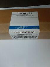 Johnson Controls Metasys Battery Model NU-BAT101-0