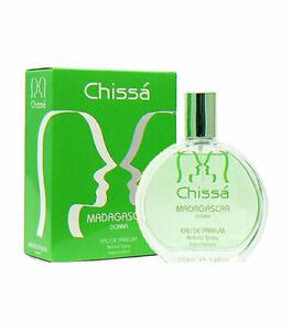 Parfum pour Femme chissà Madagascar Eau de 100ml+ Crème Corps Parfumée 400ml