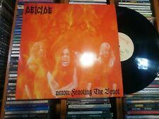 Deicide – Amon: Feasting The Beast Vinyl LP Rare