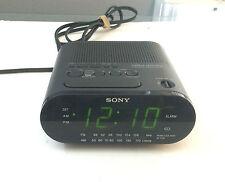 Used Sony Dream Machine ICF-C218 Alarm Clock Radio *Works Great*