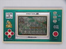 Nintendo Game & Watch Handheld * DONKEY KONG JR * Retro Console Rare DJ-101