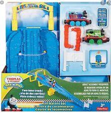 Thomas & Friends Take Play Rail Racers Set inc Thomas & Percy Engines BNIB SALE