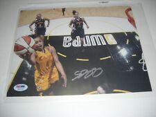 Skylar Diggins Dallas Wings Wnba Psa/Dna Sticker Signed 8X10 Photo