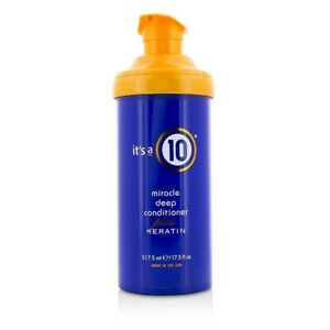 It's A 10 Miracle Deep Conditioner Plus Keratin 548ml Mens Hair Care