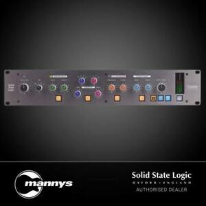 Solid State Logic SSL Fusion All-Analogue 2U Stereo Outboard Processor