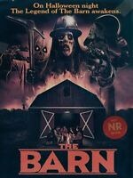 The Barn  DVD 2019 BRAND NEW FAST SHIPPING