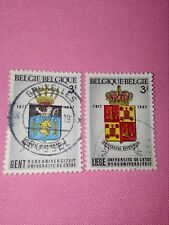 STAMPS - TIMBRE - POSTZEGELS - BELGIQUE - BELGIE 1967  NR.1433/34 (ref.1550)
