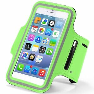 Sports Gym Armband Running Jogging Case Cover For iPhone Samsung LG HTC ZTE Zmax