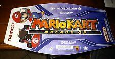Mario kart go seat sticker namco